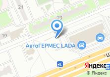 Компания «Южное-2» на карте