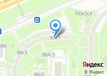 Компания «КомпСервис» на карте