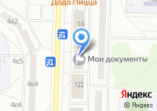 Компания «ЕИРЦ района Ивановское» на карте