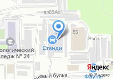 Компания «Чипмастер» на карте