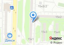 Компания «Мед-Комплект» на карте