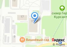 Компания «Звездопад» на карте