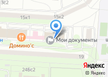 Компания «ОПОП Восточного административного округа район Вешняки» на карте