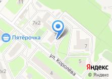 Компания «Нотариус Горохова И.В» на карте
