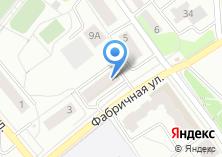 Компания «Викном» на карте