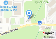 Компания «Специалист» на карте