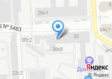 Компания «ИнструментИмпэкс торгово-производственная компания» на карте