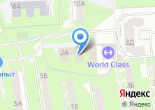Компания «Дом юных техников» на карте