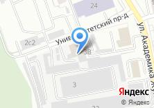 Компания «Промприбор» на карте