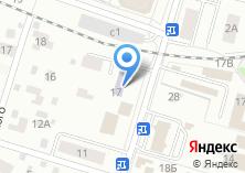 Компания «ДОСААФ» на карте