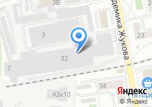 Компания «Leader avto» на карте