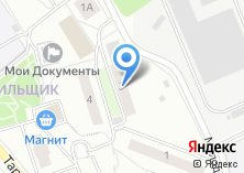 Компания «Текмос центр» на карте