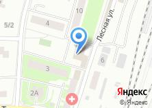 Компания «Электромонтаж-СП» на карте