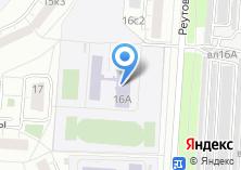 Компания «Средняя общеобразовательная школа №404» на карте