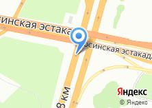 Компания «ФИТНЕС КЛУБ DELPHINE SWIM» на карте