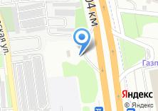 Компания «АЗС Интернешнл Петролиум Сервис» на карте