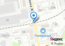 Компания «Оникс+» на карте