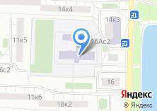 Компания «Средняя общеобразовательная школа №405» на карте