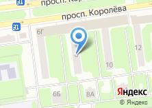 Компания «АвтоТрак» на карте