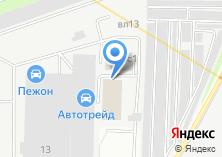 Компания «Atdc» на карте