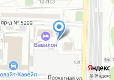 Компания «Автотехсервис на ул. Сталеваров» на карте