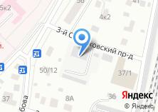 Компания «Пушкинская районная эксплуатационная служба» на карте
