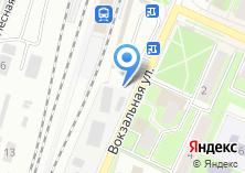 Компания «Премиум» на карте