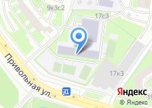 Компания «Средняя общеобразовательная школа №1084» на карте