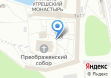 Компания «Часовня явления образа Николая Чудотворца в Николо-Угрешском монастыре» на карте