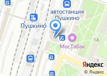 Компания «Профо» на карте