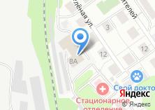 Компания «РОВЕРЕТО» на карте