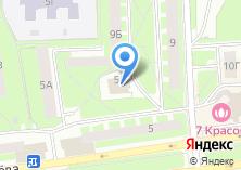 Компания «РусБелТорг мебельный салон» на карте