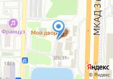 Компания «Авторель» на карте