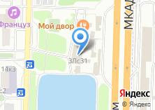 Компания «Бар-бильярд» на карте