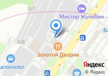 Компания «Лимузин» на карте