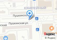 Компания «Автостоянка на Пушкинской» на карте