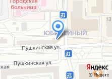 Компания «Лидер-Оптика» на карте
