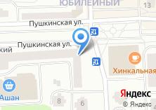 Компания «Пентабокс» на карте