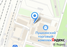 Компания «Магазин сантехники на ул. Тургенева» на карте