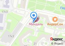 Компания «Петровские Окна» на карте