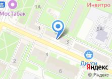 Компания «Дюймовочка» на карте