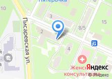 Компания «Пушкино-информ» на карте