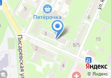 Компания «Центр гигиены и эпидемиологии в Московской области» на карте