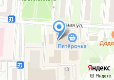 Компания «Пекарня №1» на карте