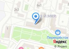 Компания «Илан кс» на карте