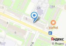 Компания «ОптикаОБА» на карте