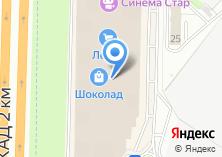 Компания «Боулинг PlayLab» на карте