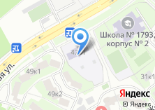Компания «Детский сад №2357» на карте