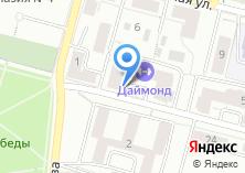 Компания «Строящийся жилой дом по ул. Бондарева (г. Дзержинский)» на карте