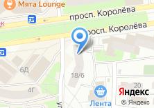 Компания «Сеть салонов оптики» на карте